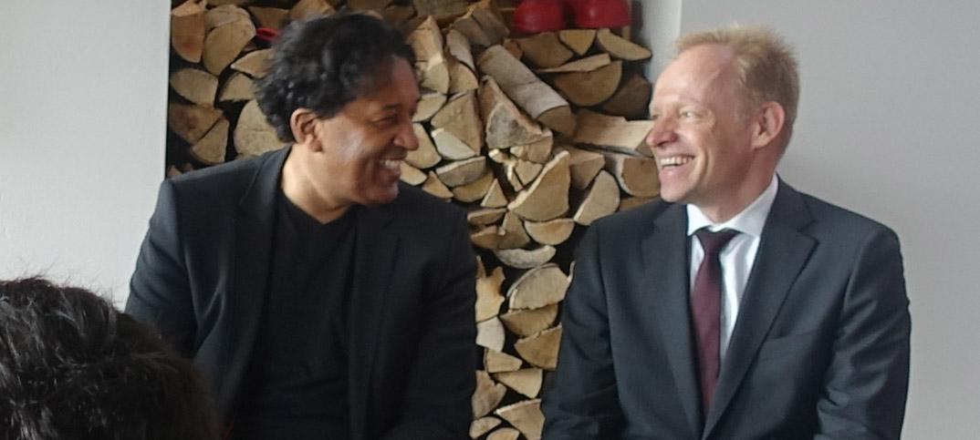Clemens Fuest & Cherno Jobatey