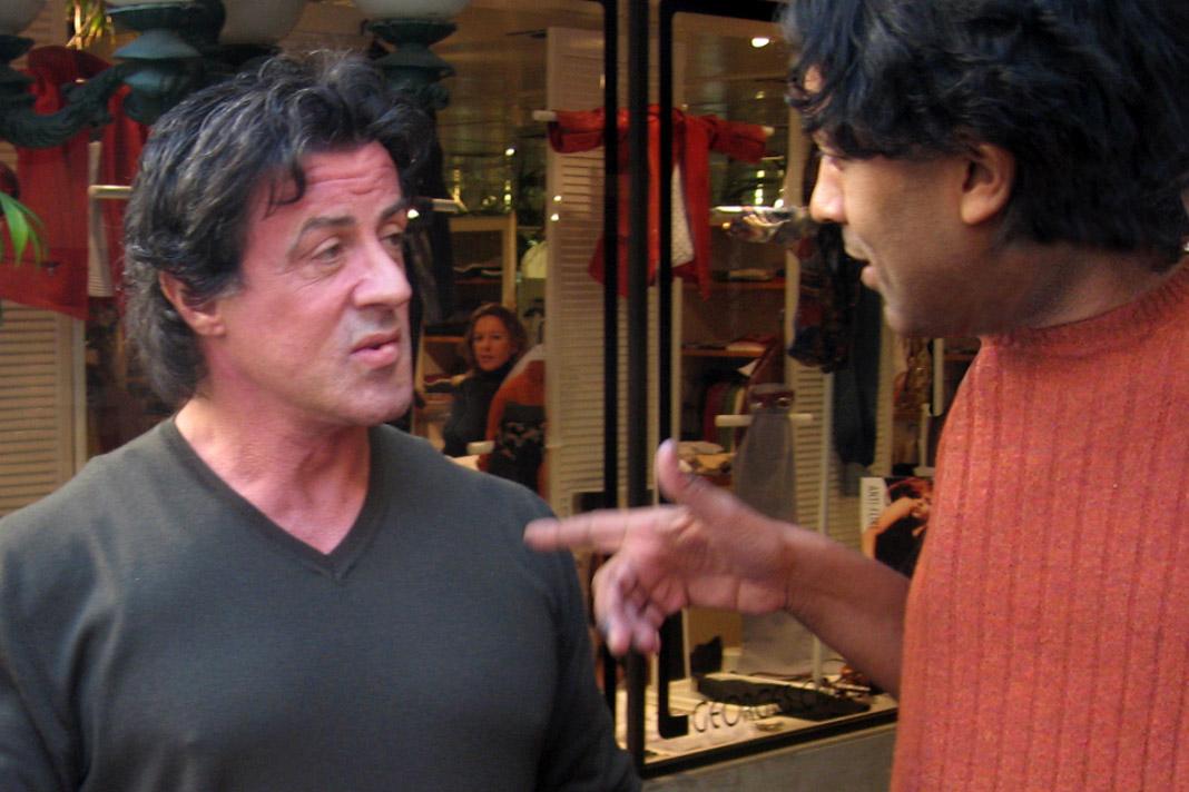 Sylvester Stallone Cherno Jobatey