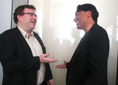 Reid Hoffman & Cherno Jobatey