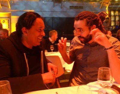 Tarek Mueller & Cherno Jobatey